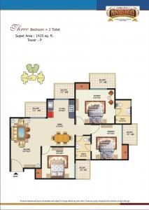 Amrapali Princely Estate Brochure 7