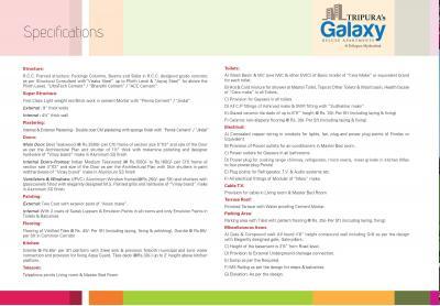 Tripura Galaxy Brochure 5