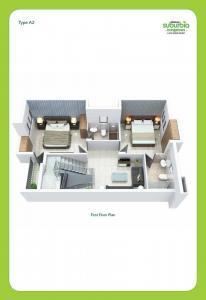 Siddha Suburbia Bungalow Brochure 19