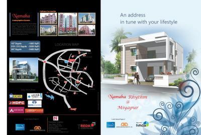 Namaha Rhythm Brochure 1