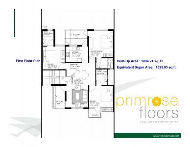 Vatika Primrose Floors Brochure 10