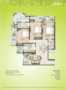 Mahagun Moderne Brochure 5