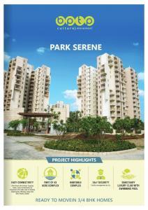 BPTP Park Serene Brochure 1
