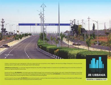 JR Urbania Villas Brochure 2