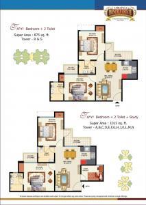 Amrapali Princely Estate Brochure 3