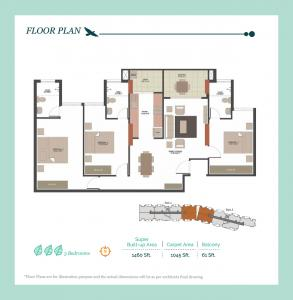 UKN The Belvedere By UKN Airport District Phase 1 Brochure 10