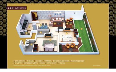 Bhaktamar Residency Brochure 16
