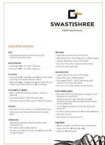 Gokhale Swastishree Brochure 3