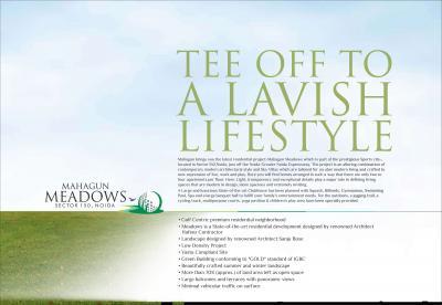 Mahagun Meadows Brochure 3