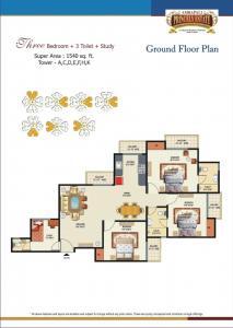 Amrapali Princely Estate Brochure 15
