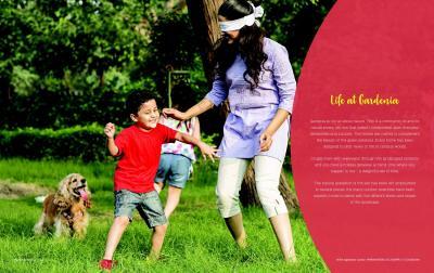 Vaishnavi Gardenia Brochure 5