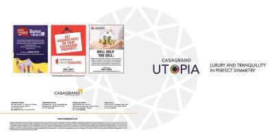 Casagrand Utopia Brochure 2