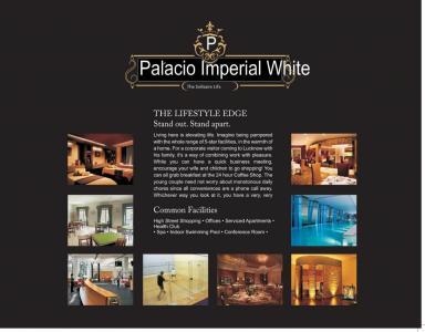 Tulsiani Palacio Imperial White Brochure 11