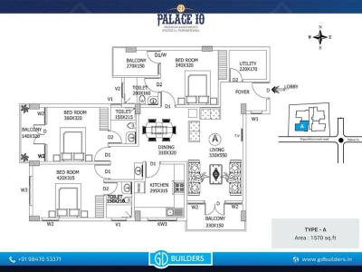 GD Palace 10 Apartments Brochure 3