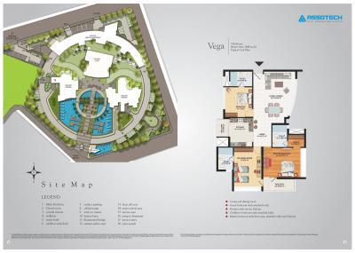 Assotech Celeste Towers Brochure 4