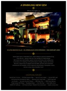 Vajram Aster Homes Brochure 2