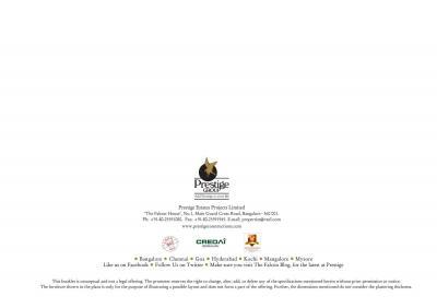 Prestige Leela Residences Brochure 42