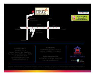 Sanghvi S3 Paradise Phase 1 Brochure 8