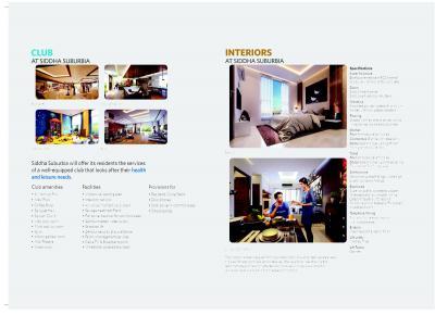 Siddha Suburbia Brochure 5