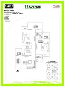 Gaursons Hi Tech 11th Avenue Brochure 5