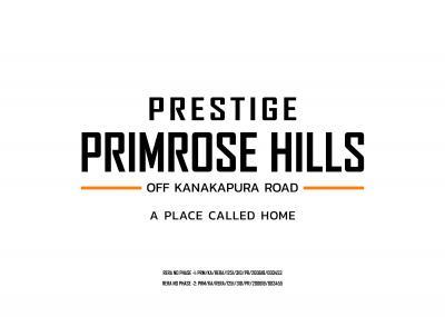 Prestige Primrose Hills Brochure 1