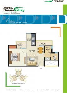 Amrapali Dream Valley Brochure 4
