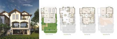 Vrundavan Shree Vrundavan Villa 6 Brochure 6