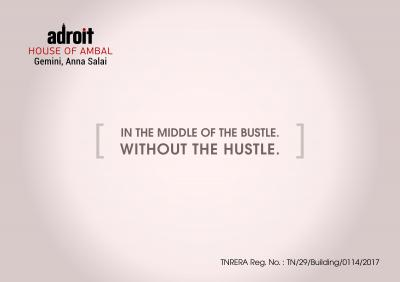 Adroit House of Ambal Brochure 1