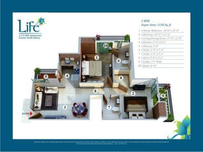 Gayatri Infra Life Brochure 13