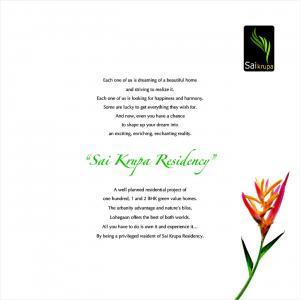Maple Sai Krupa Residency Brochure 3