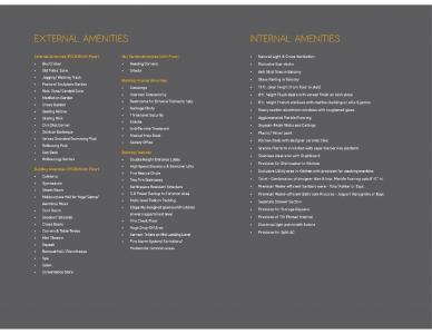 Ariisto Sommet Residential Brochure 30