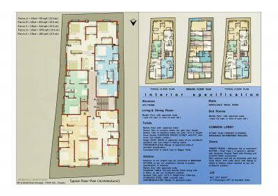Arabinda Apartment Brochure 2