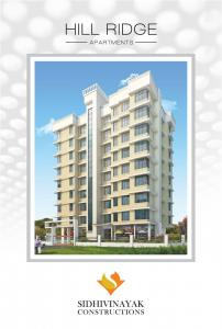Sidhivinayak Hill Ridge Apartments Brochure 1