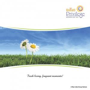 Ram Unnati Privilege Brochure 1