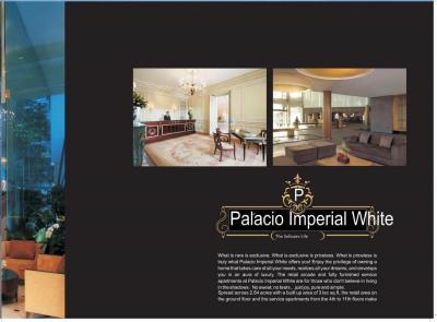 Tulsiani Palacio Imperial White Brochure 9