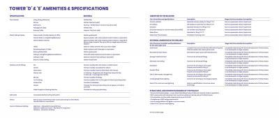Mahindra Alcove Wing D And E Brochure 23