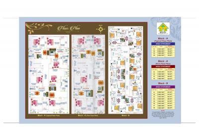 R D Eco Chetna Residency Brochure 3