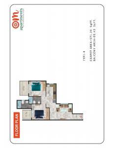 Pareena Om Apartments Brochure 3