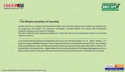 Ansal API Sushant Media Enclave Brochure 2