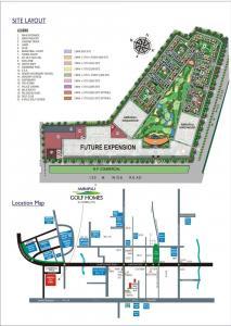 Amrapali Golf Homes Brochure 2