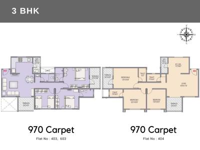 Lunkad Akash Towers C And D Brochure 11