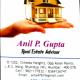 Anilkumar P Gupta Real Estate Advisor